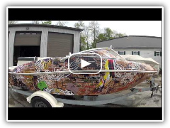 Nowak boat custom wraps